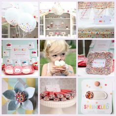 Sprinkle Ideas for a Baby Sprinkle/Shower
