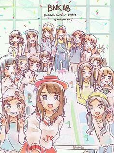 Sakura no Hanabiratachi Hipster Pictures, Cute Pictures, Wall Painting Flowers, Art Puns, Iphone Cartoon, Tumblr Backgrounds, Art Anime, Kpop Fanart, Diy Wall Art