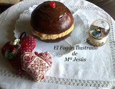 Roscón de San Valero y Reliquias de Santa Agueda   El fogón ilustrado