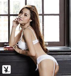 Miss May 2015 Playmate Natt : Follow her at @nattnattarin . #repost #regram #playboy #2015 #playboythailand #bunny #playmate #playgirl #thaibunnies #thaigirl #girl #สาวสวย .