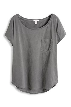Esprit / T-shirt met vleugelmouwen