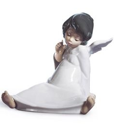 LLADRO - ANGEL WONDERING