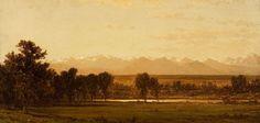 "John William Casilear - ""Autumn Landscape"""
