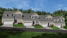 Sandy Brae Meadows Have Ideal Patio/Townhomes For Sale In Pittsburghu0027s  North Strabane Township