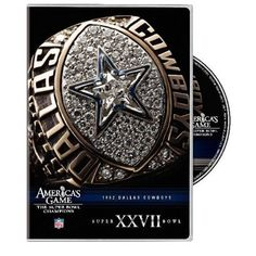 """Nfl Americas Game: Dallas Cowboys Super Bowl Xxvii. In 1992 Many Pundits Felt That The Dallas Cowboys Were Too Young To Contend For A Super Bowl Title. But Head Coach Jimmy Johnson And Team Knew Otherwise. The Cowboys Set Out To Prove They Were Already A Force To Be Reckoned With.   And So They Did. Dallas Shined Thanks In Part To Its """"triplets"""" On Offense: Quarterback Troy Aikman Receiver Michael Irvin And The Nfl's Leading Rusher Emmitt Smith. The Defense Was Just As Impressive. Linebacker…"""