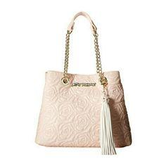 Nwt Betsey Johnson Rose Quilted Shoulder Bag