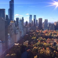Central Park from The Pierre bypoplipps