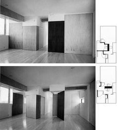 STEVEN HOLL    VOID SPACE / HINGED SPACE, HOUSING IN FUKUOKA, JAPAN, 1991