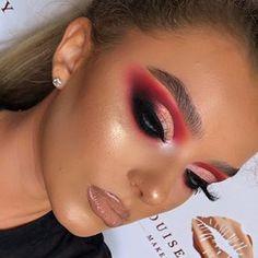 Eye Makeup Tips – How To Apply Eyeliner – Makeup Design Ideas Glam Makeup, Eye Makeup Tips, Cute Makeup, Gorgeous Makeup, Pretty Makeup, Makeup Goals, Skin Makeup, Makeup Inspo, Makeup Inspiration