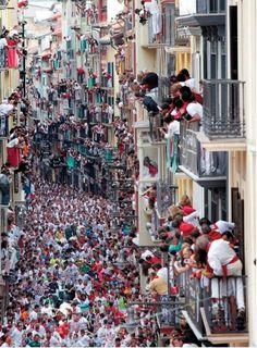 San Fermín: Consejos para corredores y espectadores #SanFermin #Pamplona #Navarra