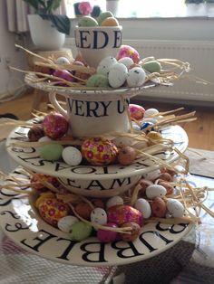 Emma Bridgewater Black Toast Easter surprise.