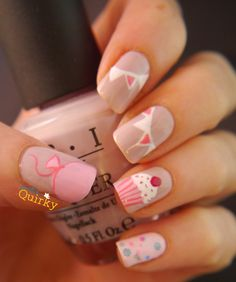Pin de Heather Gray en nails I like   Pinterest . http://girls-fashion.net/ #nail art - nails, #pink