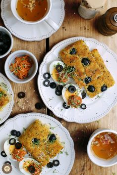 Easter-breakfast---gluten-free-focaccia-with-eggs
