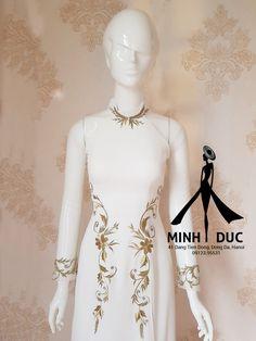 Ao Dai, Traditional Dresses, Kurti, Cape, Fashion Inspiration, Couture, Embroidery, Kids, Women's Work Fashion