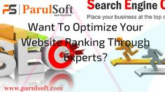 Parul SoftWeb-Solutions is the best recommended seo company in indore that focuses on making your website more attractive and at the top from others.