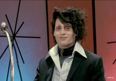Johnny Depp Characters, Johnny Depp Movies, Gothic Movies, Tim Burton Films, Film Studies, Edward Scissorhands, Youre Cute, Face Reference, Beetlejuice