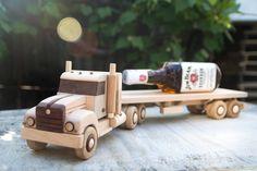 Wooden truck rangefinder by DesLineToys on Etsy