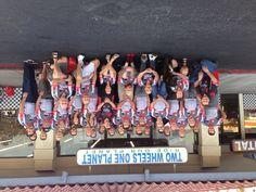 Team tASG/TWOP ready for the 2013 season