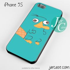 perry the platypus Phone case for iPhone 4/4s/5/5c/5s/6/6 plus