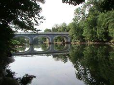 Marble Bridge in Proctor,  VT.