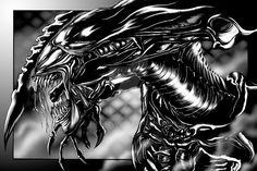 aliens by ashasylum