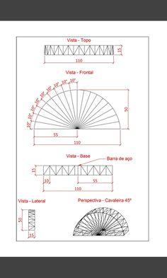 Desenho da Ponte.