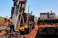 Pilbara Minerals Enters into Second Offtake Agreement with Shandong Rui Geotechnical Engineering, Drilling Rig, Oil And Gas, Western Australia, Rigs, Military Vehicles, Minerals, Monster Trucks, Construction
