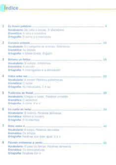Caderno 1 galego  Caderno 1 de galego 3º de Educación Primaria Editorial Anaya.