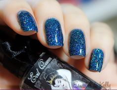 Esmaltes da Kelly — Evil Queen