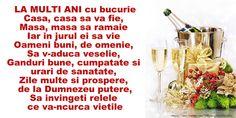 Felicitari de Anul Nou - LA MULTI ANI cu bucurie - mesajeurarifelicitari.com
