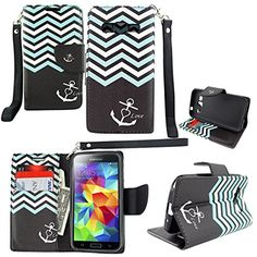Customerfirst - Samsung Galaxy Grand Prime G530H/DS Case, - Flip Wallet Pouch, Slim Folio Case with Kickstand, 2 Credit Card Slot Wallet Pouch Leather Wallet Folio Case With Kickstand, Credit Card ID Slots, Book Fold, Currency Pocket (ZEBRA BLACK) customerfirst http://www.amazon.com/dp/B00YDEB31O/ref=cm_sw_r_pi_dp_Iaphwb1AMFQQ2