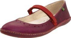 El Naturalista Women's N284 Mary Jane Flat: Shoes