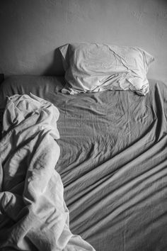 Life is short. Dont waste time doing things that arent important to you. Align yourself with people who share your passion and your vision. This will help you circumvent the gatekeepers and enable you to get your work out in the world. When all else fails do it yourself.  Saudade: Empty Bed by Nick Tauro Jr.(5/5)  #photography #monochrome