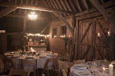 Beautiful Barn Wedding Inspiration Shoot: A Winter's RomanceBridal Musings Wedding Blog