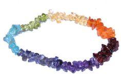 Chakra-Gemstone-Crystal-Chip-Bracelet-healing-reiki