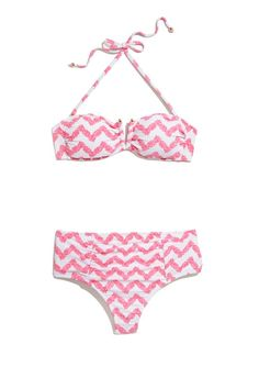 Lilly for Target Belladonna Bikini Top is size large NWT. Bottoms are size Medium (worn once by posher I purchased the set from, never worn by me). Super cute high waisted bottoms with padded bandeau top. Hard to find! Lilly Pulitzer for Target Swim Bandeau Bikini, Bikini Tops, Target Clothes, Baby Dress Design, Weather Wear, Warm Weather, Cute Bathing Suits, Cute Bikinis, Lilly Pulitzer