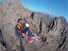 Los dedos Ifonche Adeje Tenerife Paragliding, Tandem, Tenerife, Mount Everest, Mountains, Nature, Travel, Viajes, Traveling