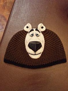 Norm the North Crochet Hat - Crochet creation by SRO-AUSTIN