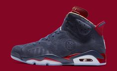 502edb3c1f20fe The Air Jordan 6  Doernbecher  Is Getting a Retro Release