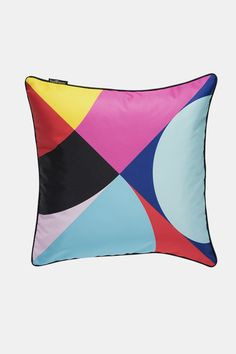 Modernist Outdoor Cushion by Basil Bangs