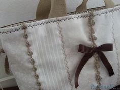Lovely bag with tutorial