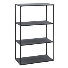 Rack Model B Shelf, Black £206. - RoyalDesign.co.uk