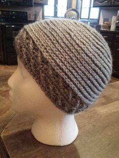 Crochet beanie by SRO-AUSTIN