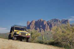 Mesa Arizona Jeep Tour in the Sonoran Desert