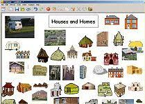 Image result for pictures of homes around the world Types Of Houses, Printable Worksheets, Literacy, Projects To Try, Around The Worlds, Education, Homes, Shelters, Pictures