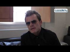 The Cult: Recording at The Manor Studio