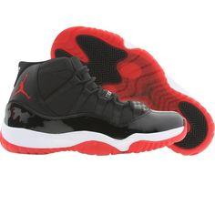 Air Jordan 11 XI Retro (black / varsity red / white) 368037-010 - $369.99