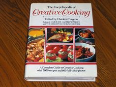 The Encyclopedia of Creative Cooking 2000 Recipes