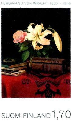 130 Best Artistwebsite-Flower Postage images in 2015