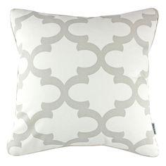 Poduszka Light Grey Marrakesh #mialiving #pillows #cushions